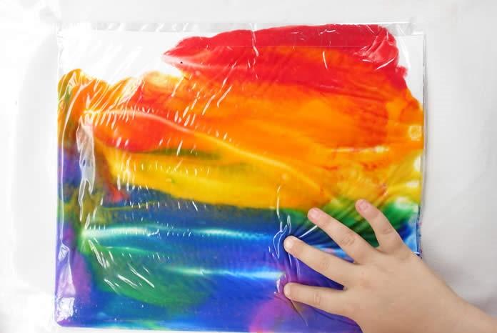 sensory coloring